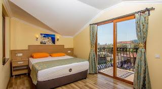 muğla otelleri ve fiyatları magic tulip beach hotel online rezervasyon