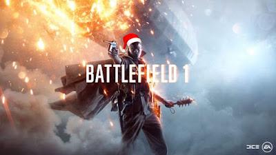 עדכון החורף של Battlefield 1 מגיע השבוע