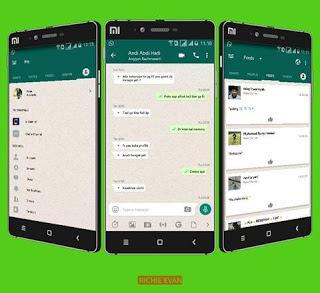 Udpate ..!! BBM Whatsapp Versi 3.3.1.24 Apk