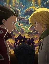 جميع حلقات الأنمي Nanatsu no Taizai: Imashime no Fukkatsu مترجم