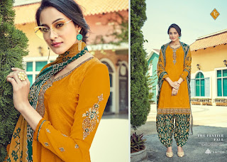 Tanishk Fashion Royal Silk France Crape vol 10