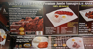Quality U.S. Beef at Angus Tapa Centrale!
