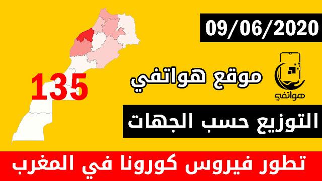 المغرب يسجل 135 إصابة جديدة مؤكدة بكورونا خلال 24 ساعة