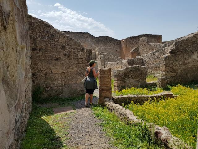 parco archeologico Pompei Campania