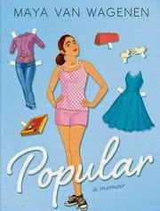 cover of the book Popular by author Maya Van Wagenen