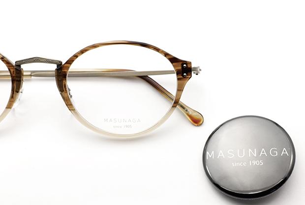 増永眼鏡(マスナガメガネ) GMS-812