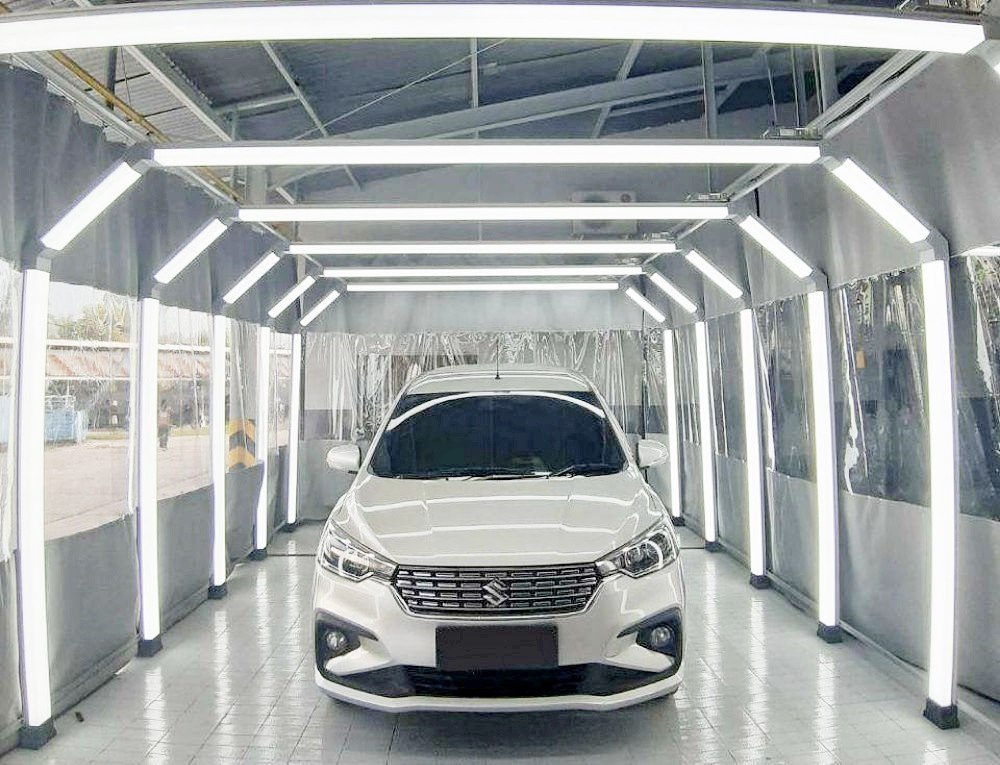 Kiat Perawatan Body dan Paint Suzuki Sebelum Mobil Kembali Digunakan Beraktivitas