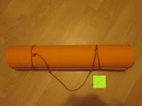 Tragegurt: Yogamatte »Shitala« / Umweltfreundliche und hypo-allergene TPE-Matte, weich und rutschfest, ideal für alle Yoga-Lehrer und Yogis / Maße: 183 x 61 x 0,5cm / In vielen Farben erhältlich.
