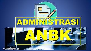 Administrasi ANBK