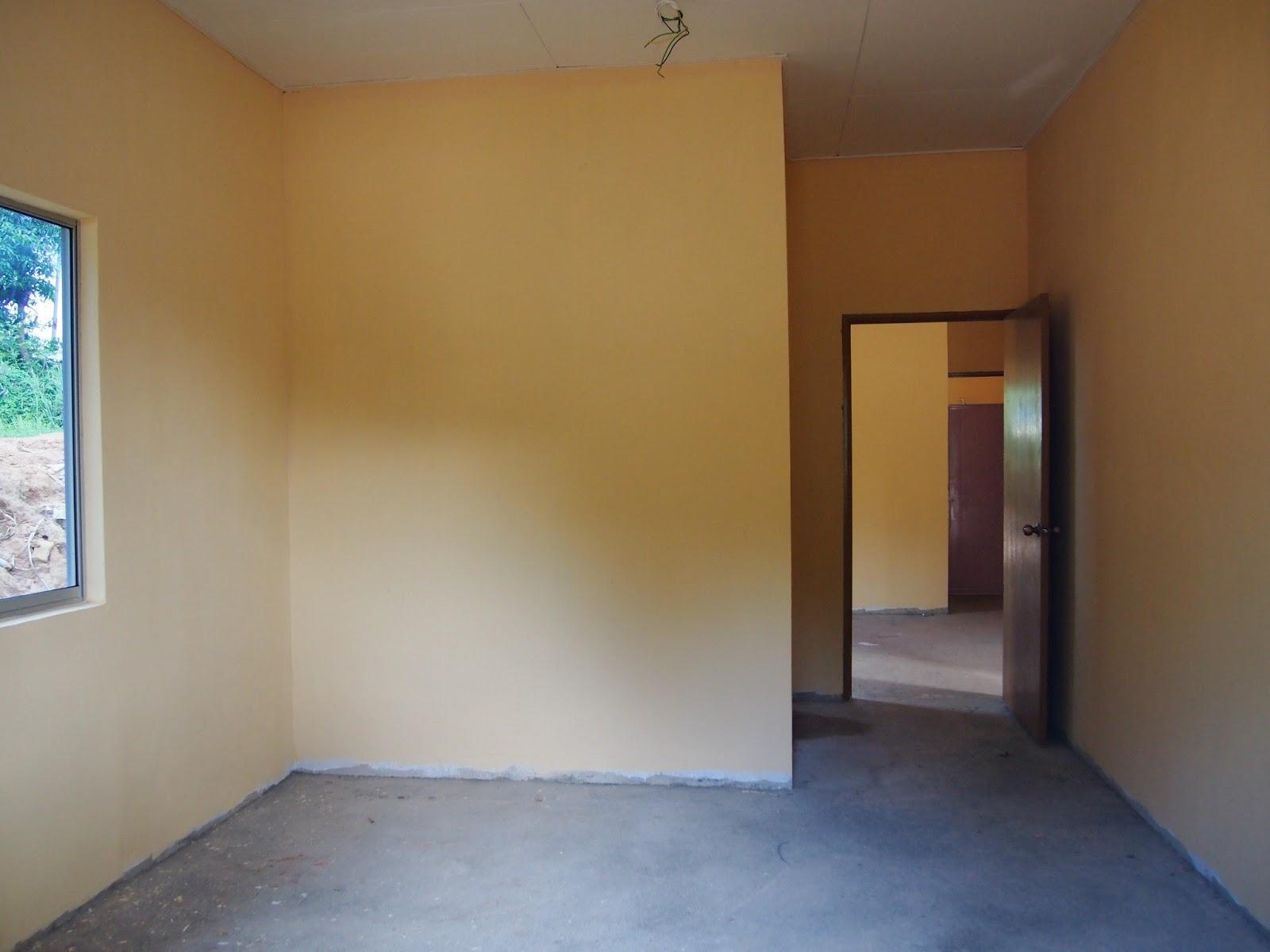 Hiasan Ruang Tamu Rumah Mesra Rakyat  Desainrumahidcom