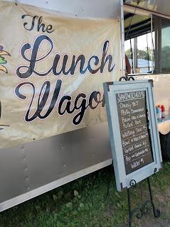 Lunch Wagon Food Truck from Waterloo, Iowa at the North Iowa Fair in Mason City