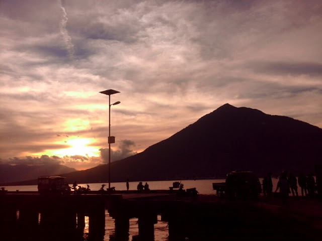 Sunset di Tobilota