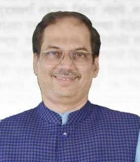 भाजपा विधायक एड. पराग अलवनी ने दी पत्रकारों को बधाई  | #NayaSaberaNetwork
