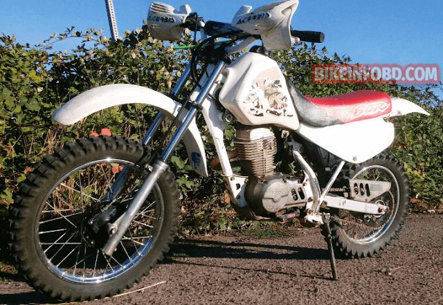 1997 Honda XR80
