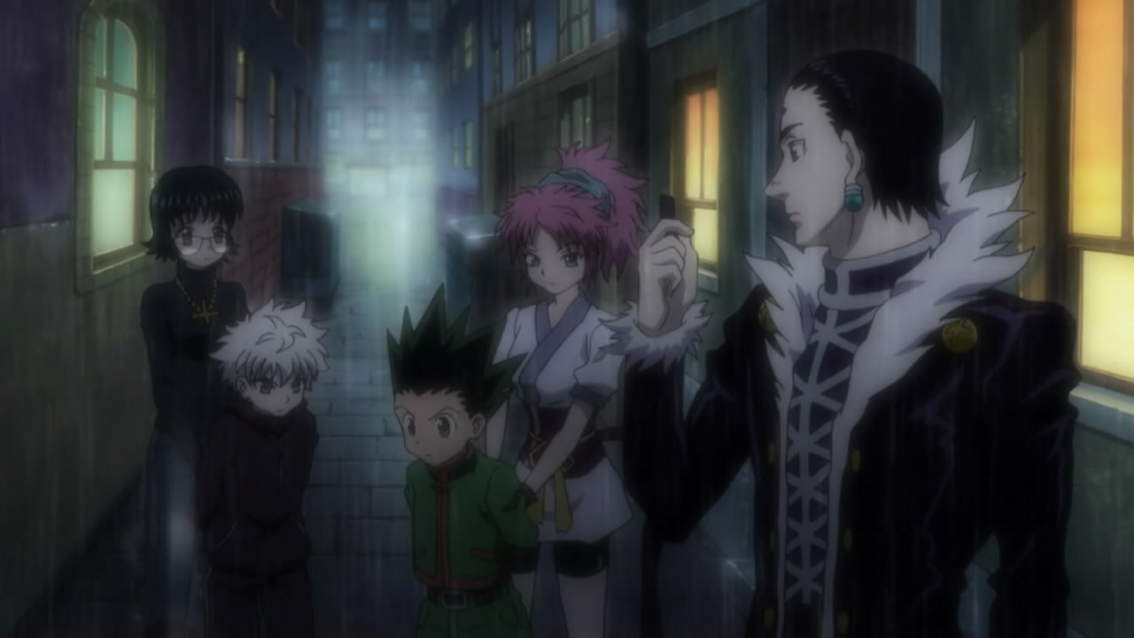 Hunter × Hunter (Manga) - TV Tropes