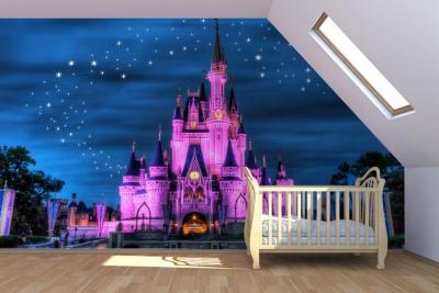 menghias kamar tidur anak dengan wallpaper lucu kumpulan