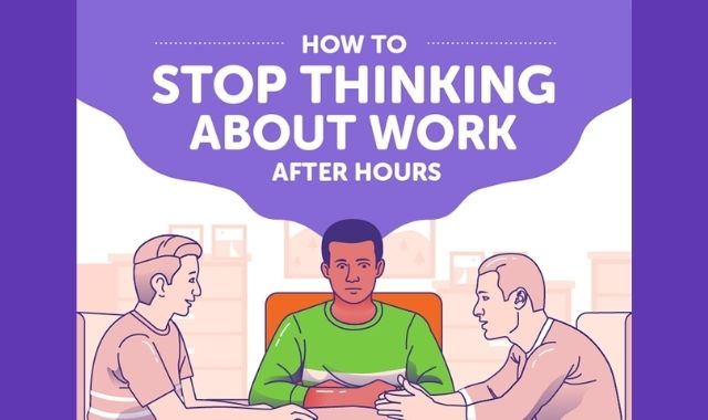 How to Let Go of Work After Hours