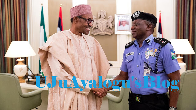 Security challenges: I-GP briefs Buhari, may appear before Senate