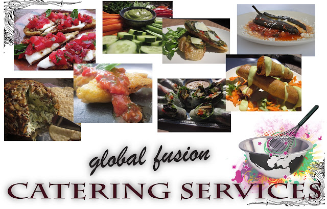 Vegetarian, Vegan, and gluten free cuisine incorporating locally grown produce, world flavors, and sustainable business practices