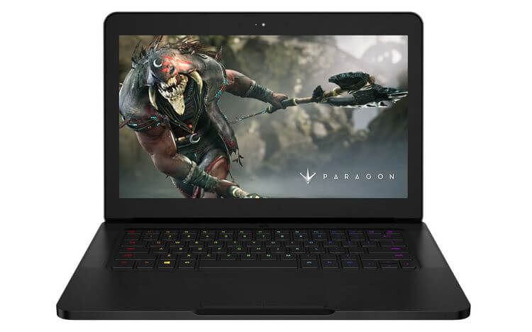 Review Razer Blade 2017 Gaming Laptop - Powerful 14 inch notebook