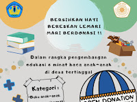 Open Donasi Buku dan Mainan Anak, Mau Ikutan?