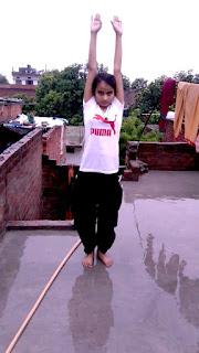 #YogaDay : NSS के स्वयंसेवकों ने किया योगाभ्यास | #NayaSabera