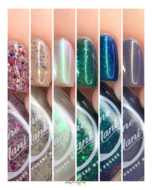Moon Shine Mani Back To Reality TV Collection