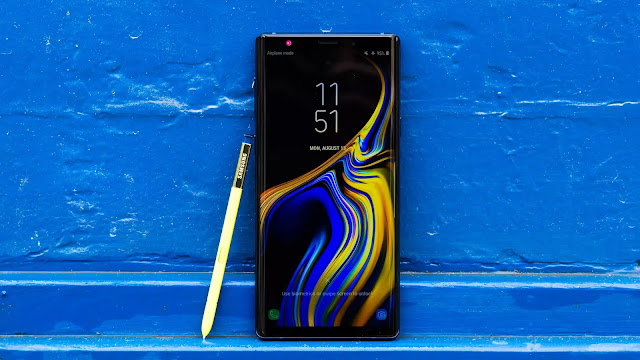 Samsung GALAXY NOTE 9 Specifications, Features and Price in India