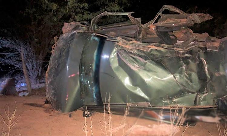 Quatro morrem e um fica ferido em acidente entre Várzea Nova e Jacobina