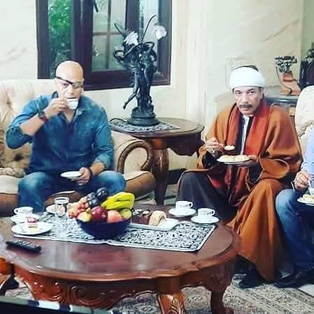 الفنان حمدي حفني يتألق في( مسلسل سلسال الدم ج4 )