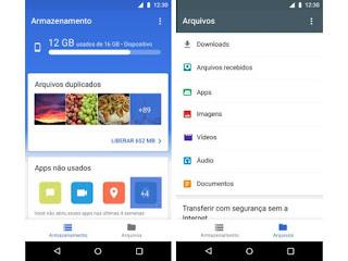 Google libera Files Go, app que ajuda a gerenciar armazenamento no celular