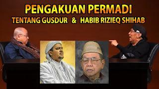 Pengakuan Eks Politisi PDIP: HRS Itu Seorang Soekarnois, Islamnya Nasionalis