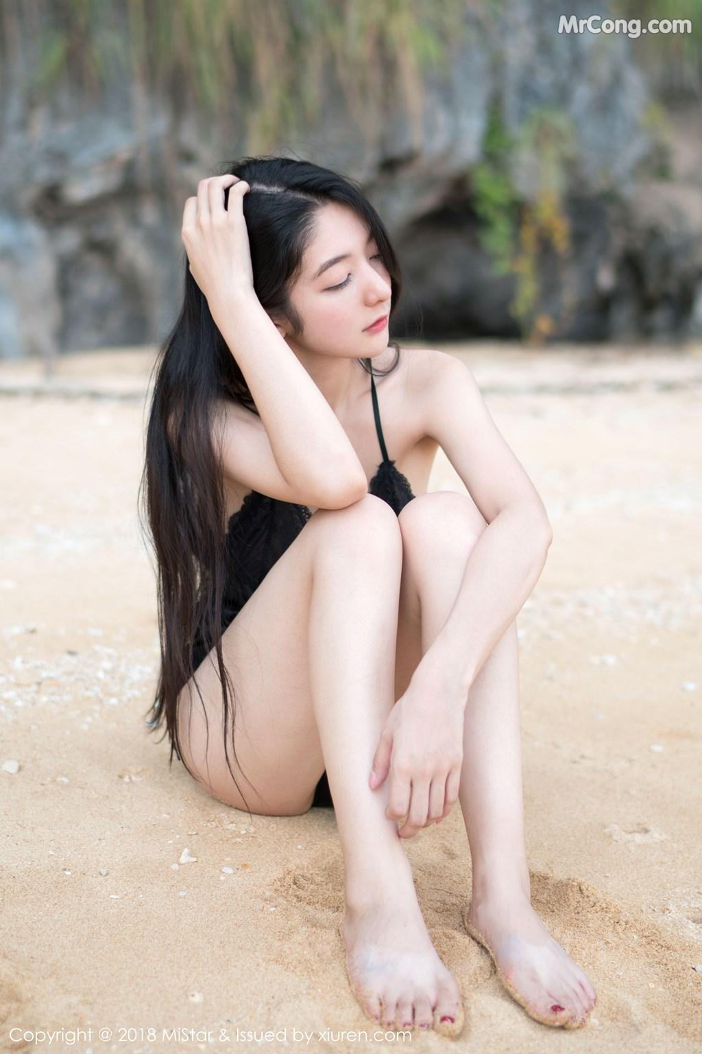Image MiStar-Vol.207-Xiao-Reba-MrCong.com-007 in post MiStar Vol.207: Người mẫu Xiao Reba (小热巴) (41 ảnh)