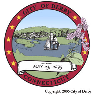 City Seal of Derby, Connecticut