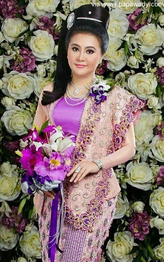 Htet Htet Moe Oo Is Still A Beauty Queen