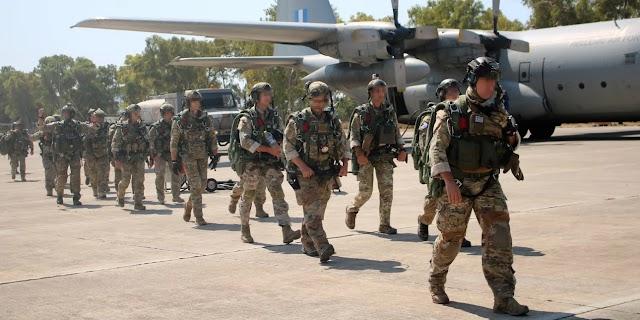 YEΘΑ: Νέα δελτία ταυτότητας για το μόνιμο στρατιωτικό προσωπικό των ΕΔ