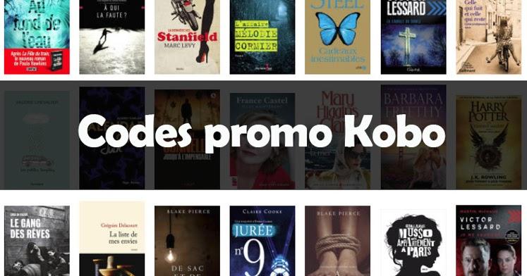 kobo coupon codes september 2019