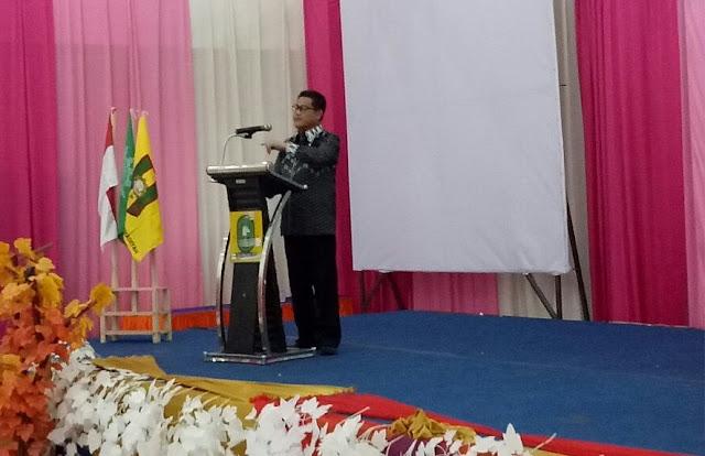"""Sekda Buka Acara Seminar """"Pelakor"""" IPM Sinjai"""
