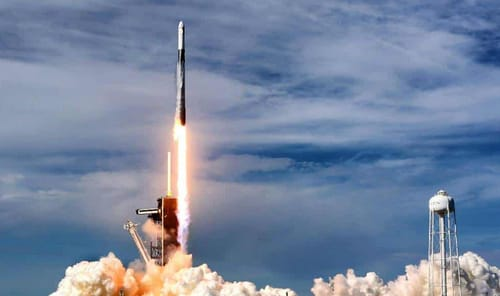 SpaceX has launched 52 Starlink Internet satellites