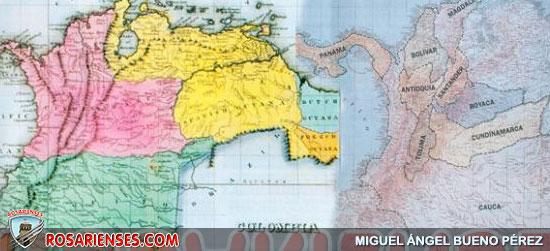 Colombia ha perdido casi la mitad de su territorio | Rosarienses, Villa del Rosario
