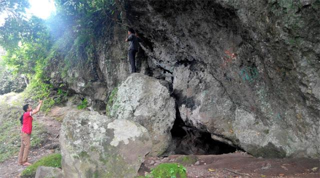 objek wisata yang satu ini lagi naik daun di kalangan masyarakat Pemandangan Goa Rong View Jawa Tengah
