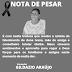 Vereador Gildazio Araújo emite nota de pesar pelo falecimento de dona Ivana mãe do Conselheiro tutelar Gleibe Araújo