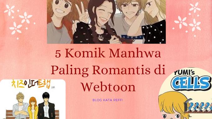 5 Komik Manhwa Paling Romantis di Webtoon