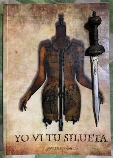 Portada del libro Yo vi tu silueta, de Javier Vivancos