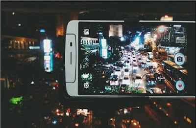 Cara Memaksimalkan Kamera Selfie Oppo time lapse