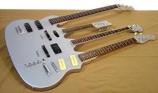 guitarras muy raras