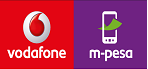 Vodafone M-Pesa  - Withdraw cash from over 120,000 outlets across the country