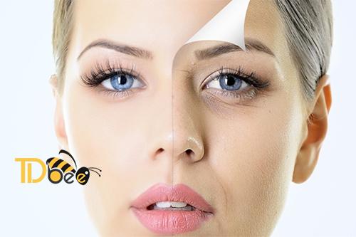 dưỡng da bằng mặt nạ sữa ong chúa