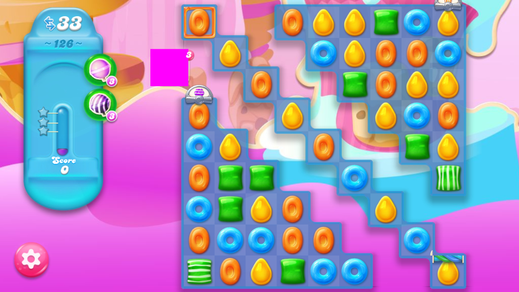 Candy Crush Jelly Saga 126