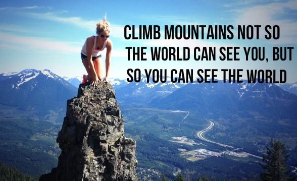 Hiking Sayings and Quotes ~ Best Quotes and Sayings